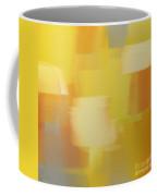Precious Metals Abstract 4 Coffee Mug