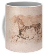 Prehistoric Horse Coffee Mug