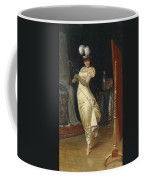 Preparing For The Ball Coffee Mug by Frederick Soulacroix