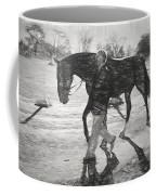 Presentation In Charcoal Coffee Mug