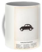 Presenting America's Slowest Fastback Coffee Mug