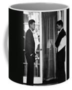President John Kennedy And Robert Kennedy Coffee Mug