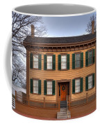 President Lincoln Home Springfield Illinois Coffee Mug