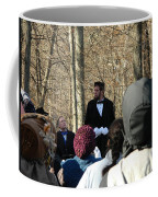 President Lincoln Speaks Coffee Mug