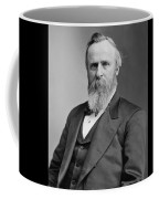 President Rutherford Hayes Coffee Mug