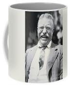 President Theodore Roosevelt Coffee Mug by American Photographer