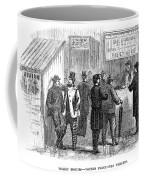Presidential Election, 1864 Coffee Mug