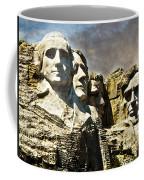 Presidential Rocks Coffee Mug
