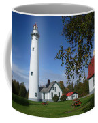Presque Isle Mi Lighthouse 4 Coffee Mug