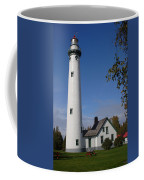 Presque Isle Mi Lighthouse 5 Coffee Mug