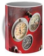 Pressure Up Coffee Mug