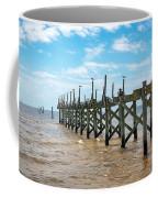 Pretty Birds All In A Row Coffee Mug
