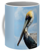 Pretty Blue Eyes Coffee Mug