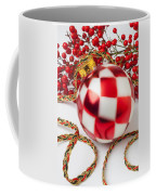 Pretty Christmas Ornament Coffee Mug