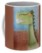 Dinoart Raptor Coffee Mug