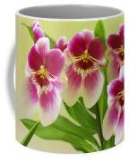 Pretty Faces - Orchid Coffee Mug