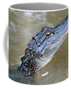 Pretty Gator Coffee Mug