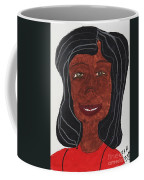 Pretty In Red Coffee Mug