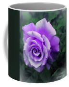 Pretty Lilac Rose Coffee Mug