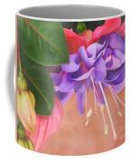 Pretty Little Fuchsia Coffee Mug