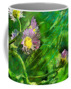 Pretty Little Weeds Photoart Coffee Mug