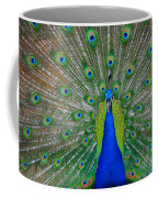 Pretty Peacock Coffee Mug