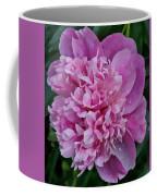 Pretty Peony Coffee Mug