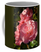Pretty Pink Bunch Of Roses Coffee Mug