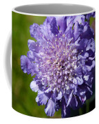 Pretty Purple Flower Coffee Mug