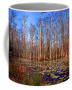 Pretty Swamp Scene Coffee Mug by Susanne Van Hulst