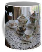 Pretty Tea Set Coffee Mug