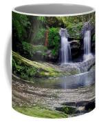 Pretty Waterfalls In Rainforest Coffee Mug