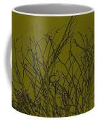 Prickly Branches Coffee Mug
