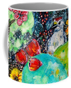 Prickly Pear Cactus Study II Coffee Mug