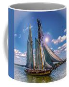Pride Of Baltimore 3 Coffee Mug