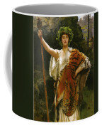 Priestess Bacchus Coffee Mug