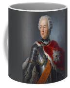 Prince Augustus William Oil On Canvas Coffee Mug