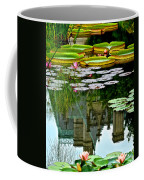 Prince Charmings Lily Pond Coffee Mug