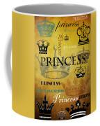Princess 1 Coffee Mug