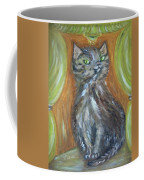 Princess Kitty Coffee Mug