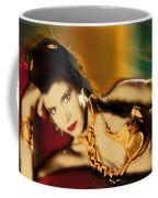 Princess Leia Star Wars Episode Vi Return Of The Jedi 1 Coffee Mug by Tony Rubino