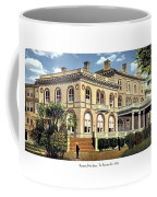 Princeton New Jersey - The Princeton Inn - 1925 Coffee Mug