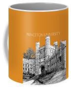 Princeton University - Dark Orange Coffee Mug