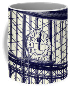 Principe Pio Clock Coffee Mug by Joan Carroll
