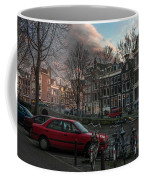 Prinsengracht 791. Amsterdam. Coffee Mug