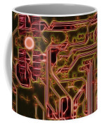 Printed Circuit - Motherboard Coffee Mug