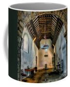 Priory Church Of St Seiriol Coffee Mug by Adrian Evans