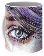Prismatic Visions Coffee Mug by Olga Shvartsur