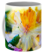 Prisms Of Nature - Meditation - Rhododendron  Coffee Mug