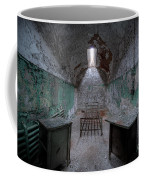 Prison Cell At Eastern State Penitentiary Coffee Mug